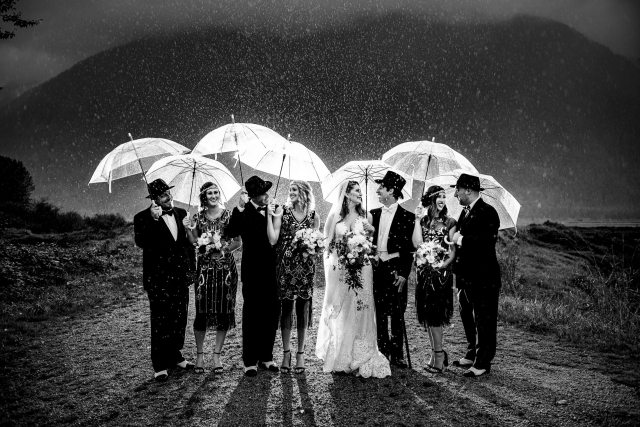 012 - best rain wedding photo