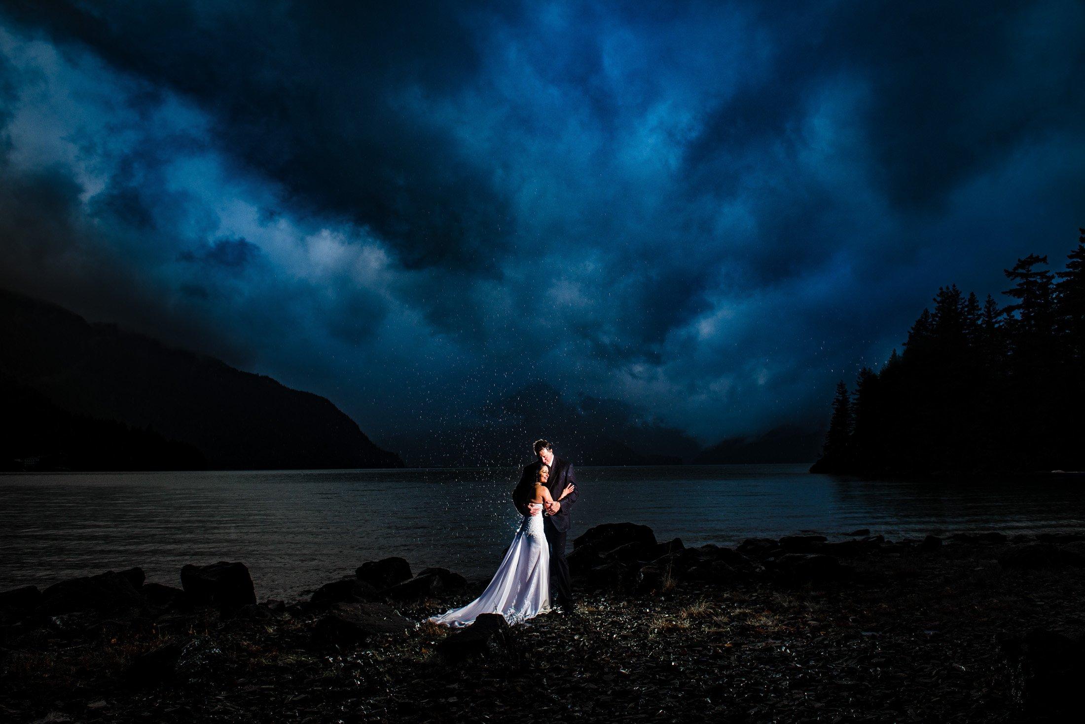 012 - lake elopement