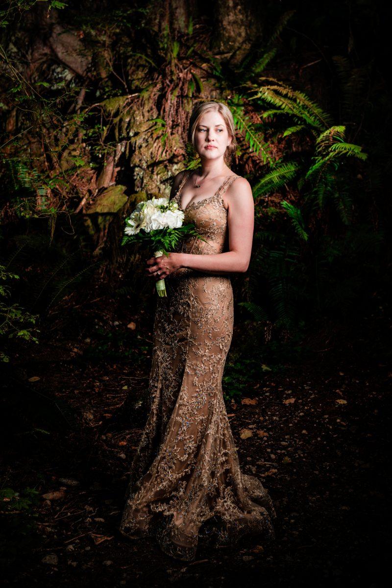 047 - forest elopement