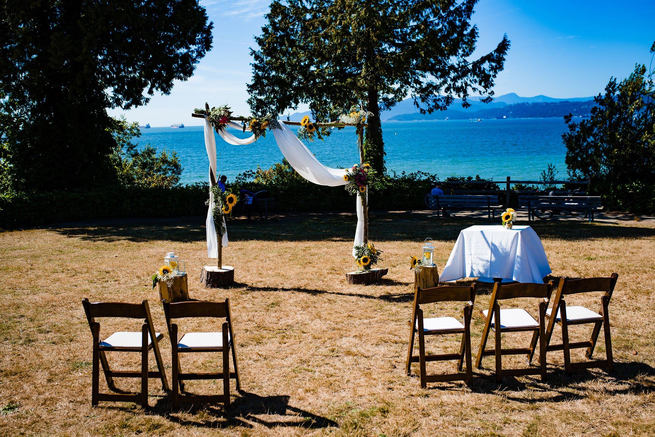 brockton point wedding photos